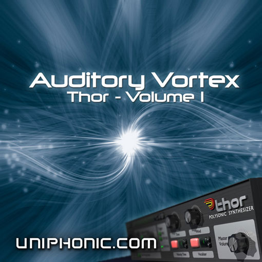 Auditory Vortex - Thor Volume 1