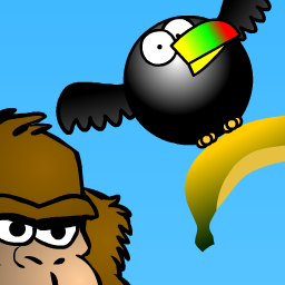 Angry Apes game icon